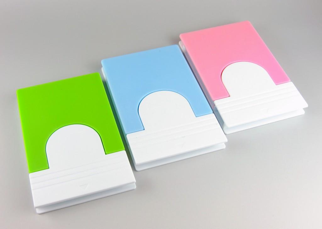 モバイルスタンドの商品写真・3色