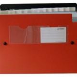スライドカバーファイル・赤