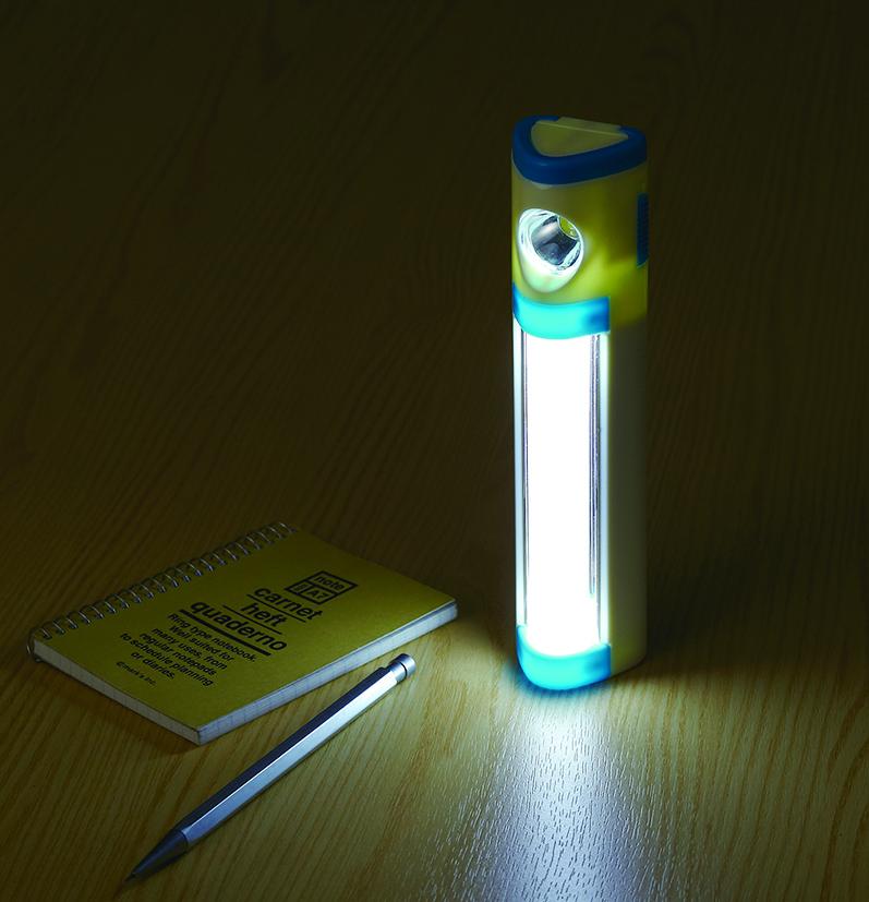 LEDハンディトーチ&ランタン 使用例1