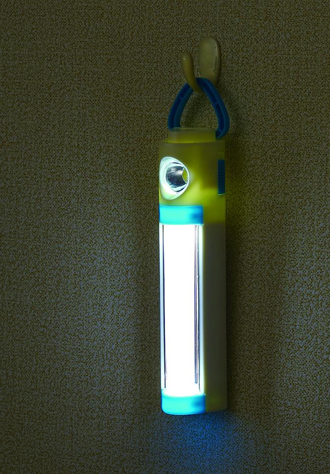 LEDハンディトーチ&ランタン 使用例2